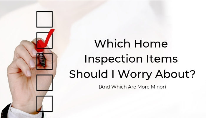 Most Important Home Inspection Issues