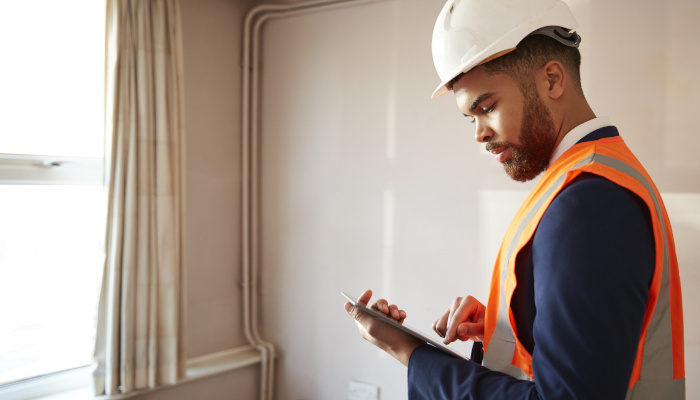 Home inspection revealed problems