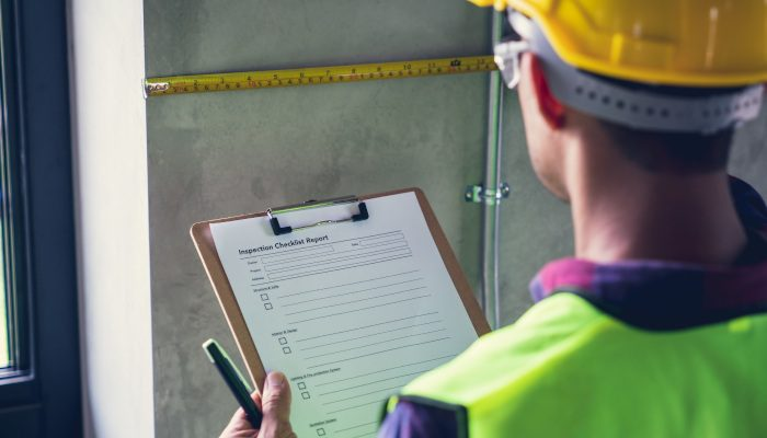 A home inspection is not a pass/fail test