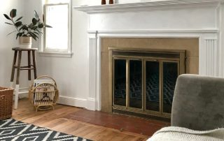 Improving a home's energy efficiency for winter